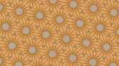 sanal : Virtual kaleidoscope sequence patterns, infinity or seamless loop. Abstract animation, good for party, motion graphics, meditation, clubs, shows or concert videos. Stok Video