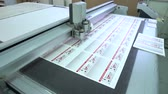 plotter works Wideo