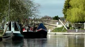 repousante : Narrow Boats - Norbury Junction, Staffordshire, England