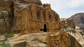 petra : Petra Jordan, one of the wonders of the World with amazing carvings and buildings