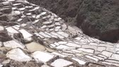 saline : Maras Salt Mines In Peru is the place of creating natural Salt
