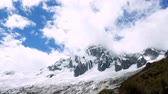 granito : Santa Cruz Trekking Huaraz Mountains Peru with breathtaking views