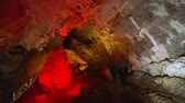 tunel : Vrelo Cave in the Matka Canyon of Macedonia