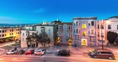 vitoriano : North Beach, San Francisco. A spectacular Dusk-to-night time lapse.