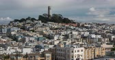 vitoriano : San Francisco Architecture. Footage from North Beach