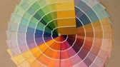 katalog : Rotating Color Chart Guide HD