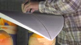 Shaping the surfboard