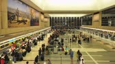 aktovka : People at the airport timelapse