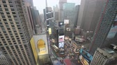 bilboard : new york city times square timelapse
