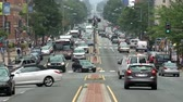 senado : Timelapse intersección de Washington DC