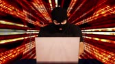 anonym : Hacker Working Table Fails Tunnel