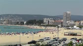 sıkışmış : Palamos Beach Costa Brava Catalonia Spain