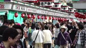 but : Tokyo Asakusa District Japan - Asakusa was a major entertainment center of Tokyo in most of the 20th century. A famous attraction here is the buddhist Senso Ji temple and the Market street. Famous and attractive area not only for locals but for tourists a