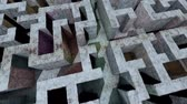 inscrutable : 4K Mysterious Fantasy Enigmatic Maze Labyrinth 3D Animation 7