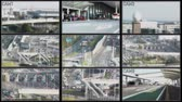 бдительность : 4K Airport Outer Zone Security Camera System