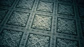 mezza eta : 4K Medieval Carved Stone Background