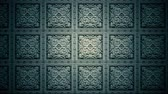mezza eta : 4K Medieval Carved Stone Looping Background 8 Filmati Stock