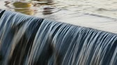 splashing : Water from fountain. Stock Footage