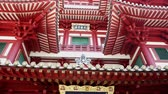 реликвия : Singapore, Singapore - May 9, 2018 : Buddha Tooth Relic temple in Chinatown Singapore