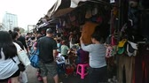 Bangkok, Thailand - December 22, 2018 : The Chatuchak or Jatujak weekend market is popular tourist destination open on saturday and sunday