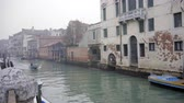 veneza : view of Venice Itlay in Winter