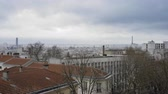 旅游 : paris view during the winter