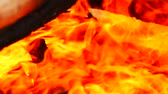 Abstracts background- Fire flame hot