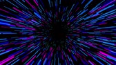 asmak : Flying trought hyperspace, abstract animation, seamless loop