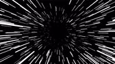 asmak : Flying trought hyperspace, 3d animation, seamless loop