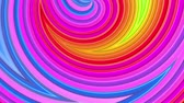psychedelic colors : Rainbow multicolored stripes move cyclically. 38