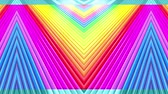 Abstract 3d seamless bright rainbow colors background in 4k. Multicolored gradient stripes move cyclically in simple cartoon creative style. Looped smooth animation in 4k. Dostupné videozáznamy