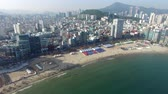 plage : Street Parade of Eobang Fishing Festival in Gwangalli Beach, Busan, South Korea, Asia