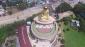 adorar : Aerial view of Hongbeopsa Temple, Busan, South Korea, Asia