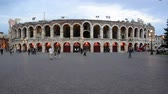 Timelapse at Verona Arena, Italy