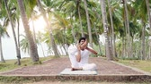meditation : Yoga in tropical India