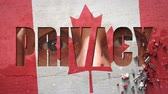 выглядывал : Spying Eyes Crumbling Wall Canada