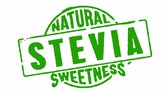 aviso : Rubber Stamp Natural Stevia Sweetness Vídeos
