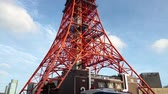 подопечный : Tokyo, Japan - August 2018: Tokyo Tower is a communications and observation tower located in the Shiba-koen district of Minato, Tokyo, Japan.