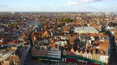 ゴシック : Bruges city view taken from Church of Our Lady