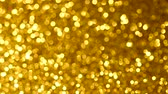 parıldıyor : Golden Christmas or New Year festive background
