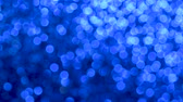 освещенный : Blue Christmas or New Year festive background