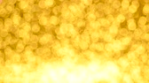 Боке : Golden Christmas or New Year festive background