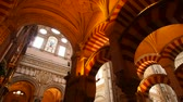 arabesco : Mezquita-Catedral - Cathedral inside of the former Great Mosque of Cordoba, Andalusia, Spain