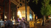poste : VANCOUVER, BRITISH COLUMBIA,CANADA - CIRCA May 2012 :compilation - nightlife in gastown