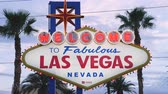 PARADISE, NV - AUGUST 4:  The iconic Welcome to Fabulous Las Vegas neon sign greets visitors to Las Vegas traveling north on the Las Vegas strip on August 4, 2017 in Paradise.