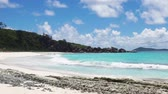 旅遊 : Tropical beach on Seychelles Islands