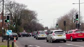 reino : rush hour congestion in London