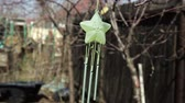шуй : chinese wind chimes outdoor