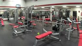 fitness : Empty High Quality Gym
