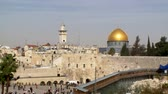 judaísmo : Western Wall and Dome of the Rock